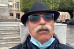 Cittadino in sciopero della fame a Reggio per protestare contro l'emergenza rifiuti