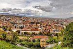 Una veduta della città di Cosenza