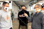 Giuseppe Sestito e Sebastiano Barberio intervistati da Giuseppe Mercurio