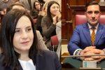 Antonietta D'Amico e Domenico Furgiuele