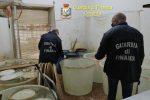 Cosenza, scoperta una distilleria clandestina in pieno centro: sequestrate 56 damigiane di superalcolici