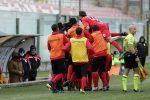 Acr Messina, tris di gol e artefici. Arcidiacono, Foggia e Cretella top - LE FOTO
