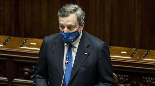 coronavirus, vaccini, Mario Draghi, Sicilia, Politica