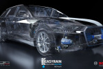Easyrain con Bosch e Italdesign per sistema anti aquaplaning