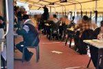 """Liguria """"zona arancione"""" con (auto)deroga: ristoranti aperti e boom di clienti a San Valentino"""