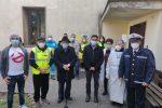 Fagnano Castello, a 101 anni si reca al centro vaccini per l'anti Covid-19