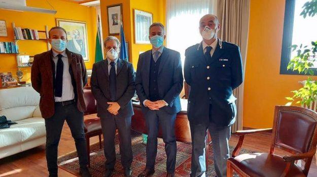 carcere castrovillari, Francesco Montilli, Gianluca Gallo, Giuseppe Carrà Maria, Pietro Davide Romano, Cosenza, Politica