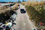 Gioia Tauro, sequestrate quattro aree comunali con cumuli di rifiuti