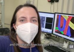 Giornata internazionale delle donne nella scienza: il video delle ricercatrici dell'IIT L'Istituto Italiano di Tecnologia prende parte all'iniziativa attraverso la realizzazione di un video corale composto da video selfie - Corriere Tv