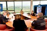 La riunione della Giunta regionale della Calabria