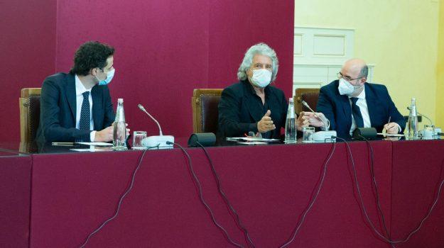 crisi di governo, Beppe Grillo, Mario Draghi, Sicilia, Politica