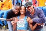 Larissa Iapichino salta 6,91 ed eguaglia mamma Fiona May: record del mondo indoor U20