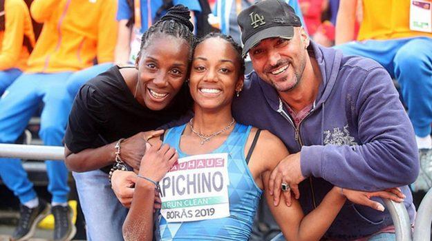 atletica leggera, Fiona May, Larissa Iapichino, Sicilia, Sport