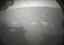 Il suono del vento di Marte: ascolta l'audio registrato dal rover Perseverance Alcuni secondi sono stati registrati e per la prima volta trasmessi sulla Terra - Corriere Tv