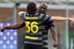 L'Inter è una macchina perfetta: Lukaku super e scudetto più vicino, Atalanta al terzo posto