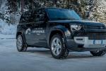 Jaguar Land Rover Italia riapre a Courmayeur lo Chalet de l'Ange