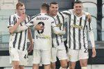 Juventus, tre gol e terzo posto. Ronaldo schianta il Crotone