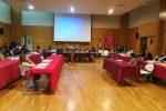 Una seduta del Consiglio comunale di Lamezia Terme
