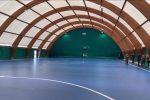 Il campo polisportivo Angelo Mammi a Catanzaro