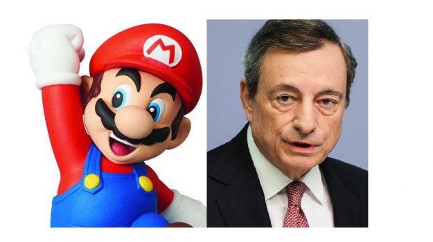 crisi di governo, Super Mario Bros, Mario Draghi, Sicilia, Politica