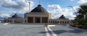 Il Santuario voluto da Natuzza Evolo a Paravati di Mileto