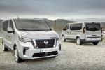 Nissan NV300 bus, nuove linee, motori e tecnologie sicurezza