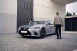 Nuova Lexus LS ancora più performante