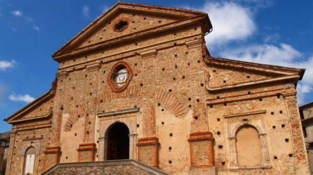 barriere architettoniche, chiesa Madre, petronà, Giorgio Rigoni, Catanzaro, Cronaca