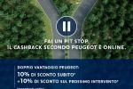 Peugeot introduce nel post vendita ricambi da economia circolare