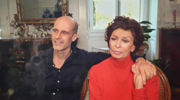 golden globe, nomination, Edoardo Ponti, Laura Pausini, Sophia Loren, Sicilia, Cinema