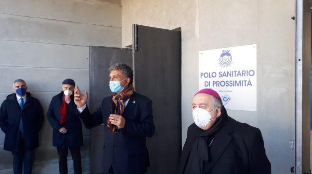 arghillà reggio, inaugurazione, polo sanitario di prossimità, Carmelo Caserta, Giuseppe Fiorini Morosini, Reggio, Cronaca
