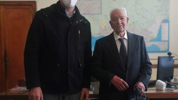 101 anni, abbonato più longevo, atam, Demetrio Spanò, Francesco Perrelli, Reggio, Cronaca