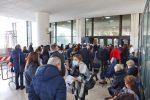 Vaccini a Reggio, è caos a Palazzo Campanella