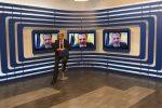 Scirocco, il talk show di Rtp condotto da Emilio Pintaldi