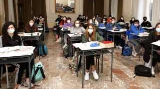 coronavirus, covid, mascherine, scuola, sicilia, Sicilia, Cronaca