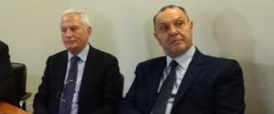 Gli ex commissari calabresi alla sanità Massimo Scura e Saverio Cotticelli