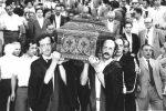 I funerali dell'avvocato Silvio Sesti