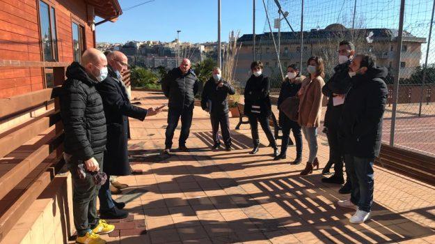 catanzaro, centro di aggregazione, via lombardi, Franco Longo, Lea Concolino, Rosario Lostumbo, Catanzaro, Politica
