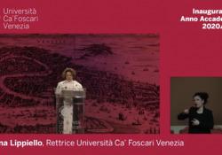 Tiziana Lippiello, la rettrice di Ca' Foscari che chiede alle studentesse la tenacia della figlia di Marco Polo - Corriere Tv