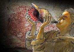 Una conchiglia antichissima è stata suonata per la prima volta dopo 18.000 anni Una conchiglia trovata in una grotta francese quasi 80 anni fa è considerata il più antico strumento musicale mai scoperto - CorriereTV
