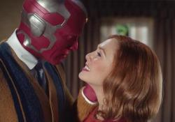 «WandaVision», il trailer ufficiale della serie Marvel in onda su Disney+ - Corriere Tv