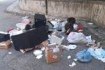 Messina, abbandono di rifiuti e abusi edilizi: controlli e denunce