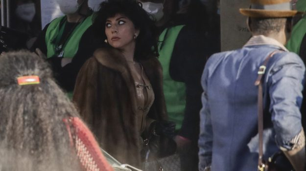 House of Gucci, Lady Gaga, Patrizia Reggiani, Sicilia, Cinema