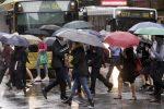 Meteo, ancora maltempo al Centro-Sud: dal week end tornano nubi e piogge