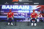 La Ferrari riparte dal GP Bahrain, ottimismo ed entusiasmo tra i piloti