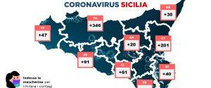 Coronavirus: in Sicilia altre quattro zone rosse