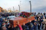 """Messina, l'ultimo saluto a """"Tanuccio"""" Puleo. Monsignor Aiello: """"Ennesima morte bianca"""""""