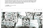 Secondo Der Spiegel l'Italia avrebbe insabbiato le notizie sui morti di Covid