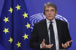 Sassoli, i trattati europei affrontino la violenza su donne