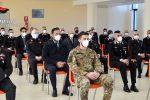 Vibo, il generale Gianfranco Cavallo visita prefettura e tribunale